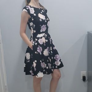 Suzy Shier flower dress